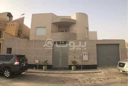 Villa for Sale in Riyadh, Riyadh Region - Villa with internal stairs for sale in Al Nada, North Riyadh