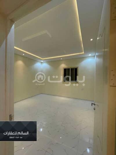 3 Bedroom Flat for Sale in Riyadh, Riyadh Region - For sale apartments for sale in Dhahrat Laban district, west of Riyadh
