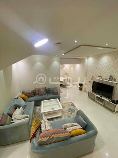 2 Bedroom Apartment for Rent in Riyadh, Riyadh Region - Two floors apartment for rent in Al Arid neighborhood | North of Riyadh