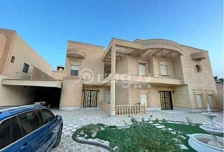 5 Bedroom Villa for Sale in Riyadh, Riyadh Region - Villa with swimming pool for sale in Al Ghadir, North Riyadh