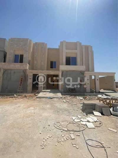 5 Bedroom Villa for Sale in Riyadh, Riyadh Region - Staircase in the hall villa for sale in Al Mahdiyah district, west of Riyadh | 5 BR