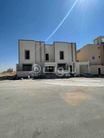 فیلا 4 غرف نوم للبيع في الرياض، منطقة الرياض - للبيع فيلا درج صالة في المهدية، غرب الرياض