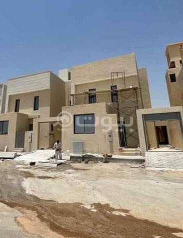 5 Bedroom Villa for Sale in Riyadh, Riyadh Region - For Sale Internal Staircase Villa In Al Mahdiyah, West Riyadh