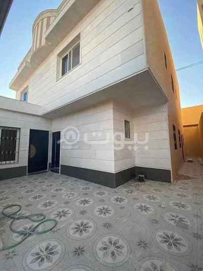 فیلا 4 غرف نوم للبيع في الرياض، منطقة الرياض - فيلا للبيع في حي المهدية غرب الرياض   270م2
