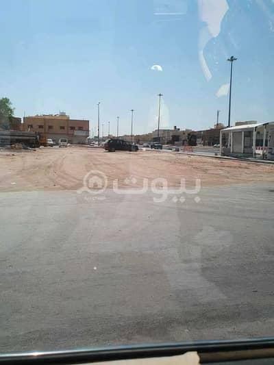 ارض تجارية  للايجار في الرياض، منطقة الرياض - أرض تجارية للإيجار بحي بدر جنوب الرياض