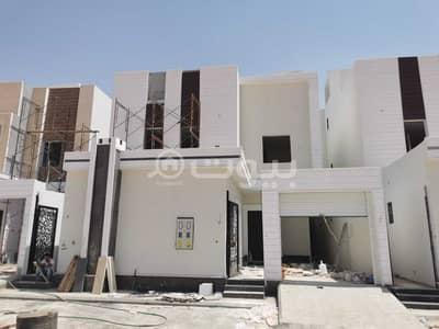 Villa for Sale in Riyadh, Riyadh Region - Stairs villa and apartment for sale in Al Qadisiyah, East Riyadh