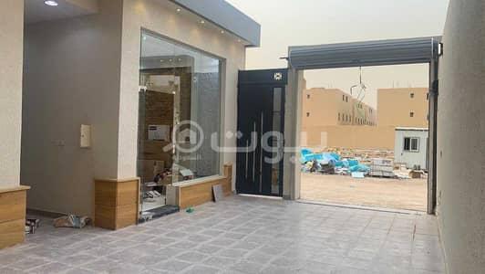 7 Bedroom Villa for Sale in Riyadh, Riyadh Region - Villa with roof for sale in Al-Mousa, west of Riyadh