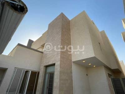 4 Bedroom Villa for Sale in Riyadh, Riyadh Region - Villa Custom building For sale in Al Narjis district, north of Riyadh