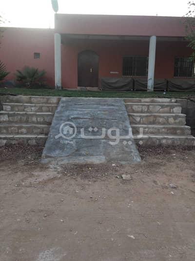 Rest House for Sale in Dhurma, Riyadh Region - For Sale Istiraha In Dhurma, Riyadh Region