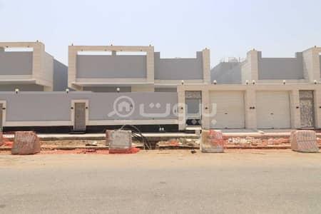 فیلا 5 غرف نوم للبيع في جدة، المنطقة الغربية - فلل منفصلة دور واحد للبيع بالصالحية 2 شمال جدة