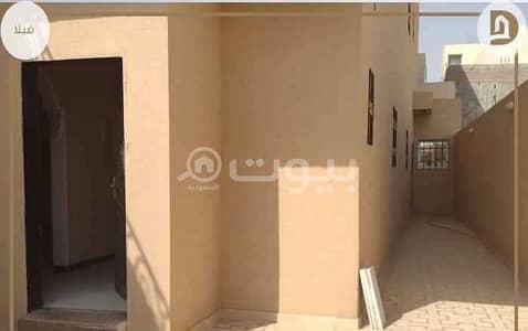 5 Bedroom Villa for Sale in Riyadh, Riyadh Region - Duplex villa for sale in Al Shuqaiq Street  Taybah District, south of Riyadh | Two floors and an annex