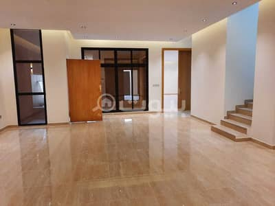 4 Bedroom Villa for Sale in Riyadh, Riyadh Region - Villa with PVT Garage for sale in Al Narjis District, North of Riyadh