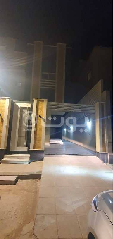 3 Bedroom Floor for Rent in Riyadh, Riyadh Region - Ground floor for rent in Danat Al-Yasmeen Square in Al Arid district, north of Riyadh