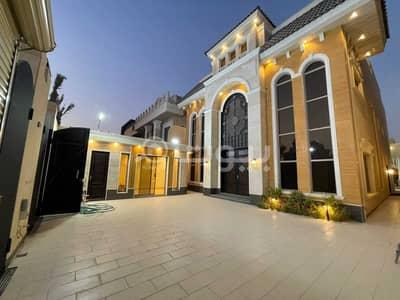 Villa for Sale in Riyadh, Riyadh Region - For sale a modern luxury villa in Al Malqa, north of Riyadh
