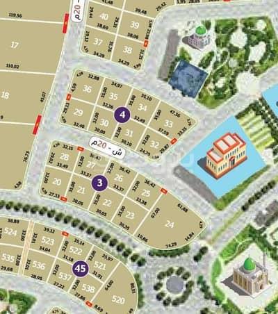 ارض سكنية  للبيع في جدة، المنطقة الغربية - للبيع قطعتين رأس بلك في مخطط الموسى، شمال جدة