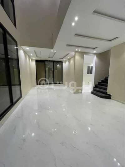 5 Bedroom Villa for Sale in Riyadh, Riyadh Region - Villa staircase hall for sale in Tuwaiq, west of Riyadh