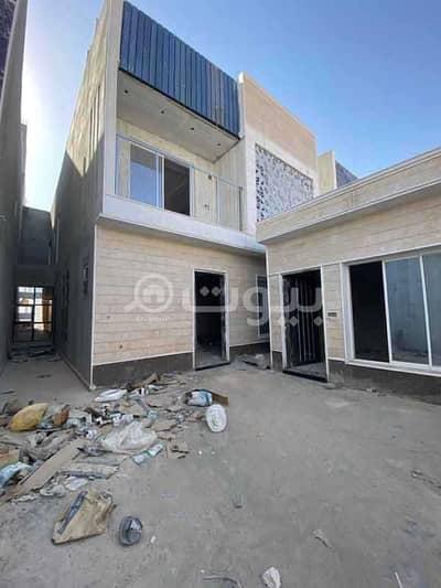 4 Bedroom Villa for Sale in Riyadh, Riyadh Region - Villa   staircase hall and apartment for sale in Tuwaiq district, west of Riyadh