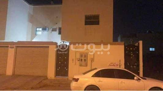 دور 4 غرف نوم للايجار في الرياض، منطقة الرياض - دور علوي للإيجار بحي الفيحاء شرق الرياض