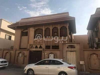 دور 3 غرف نوم للايجار في الرياض، منطقة الرياض - دور علوي قديم للإيجار بحي الربوة، وسط الرياض