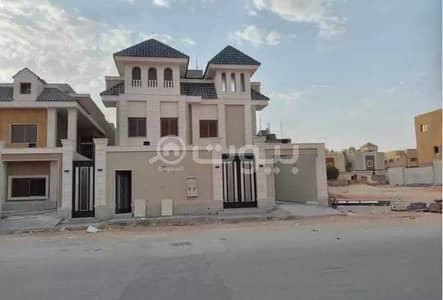 5 Bedroom Villa for Sale in Riyadh, Riyadh Region - Villa for sale with an apartment in Hittin district, north of Riyadh