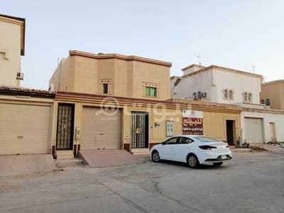 Villa for Sale in Riyadh, Riyadh Region - Villa with internal stairs for sale in King Faisal district, east of Riyadh