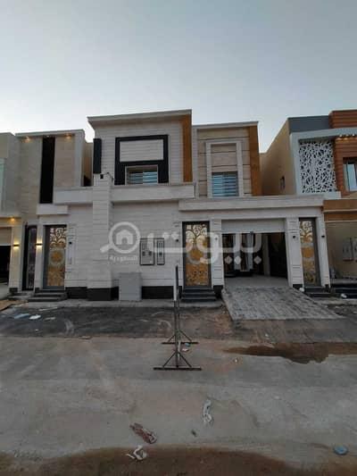 Villa for Sale in Riyadh, Riyadh Region - For Sale Internal Staircase Villa And Two Apartments In Al Qadisiyah, East Riyadh