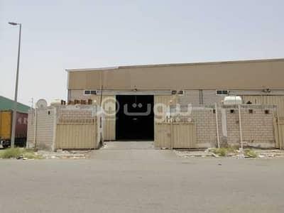 Warehouse for Rent in Jeddah, Western Region - Warehouse for rent in Al Khomrah, South of Jeddah