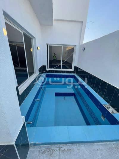5 Bedroom Villa for Sale in Jeddah, Western Region - Luxury Modern Villa For Sale In Al Yaqout, North Jeddah