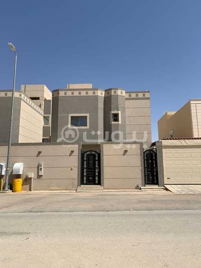 فیلا 11 غرف نوم للبيع في المجمعة، منطقة الرياض - فيلا فاخرة للبيع في الجامعيين، المجمعة