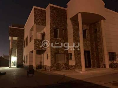 7 Bedroom Villa for Sale in Riyadh, Riyadh Region - Spacious Villa with an area of 1200 SQM for sale in Ghirnatah District, East of Riyadh