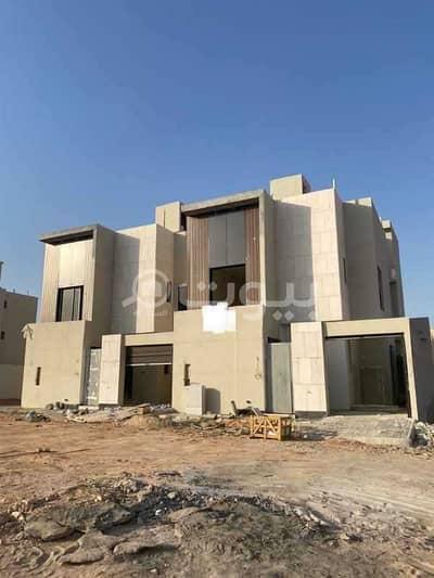 فیلا 4 غرف نوم للبيع في الرياض، منطقة الرياض - فيلا درج صالة للبيع بحي المهدية غرب الرياض