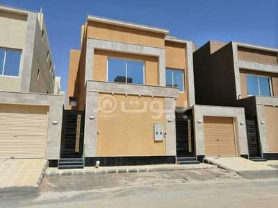 5 Bedroom Villa for Sale in Riyadh, Riyadh Region - For sale a villa with an apartment in the Rimal neighborhood, east of Riyadh