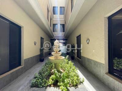 شقة 3 غرف نوم للايجار في الرياض، منطقة الرياض - للإيجار شقة بمكين 25 في الملقا، شمال الرياض
