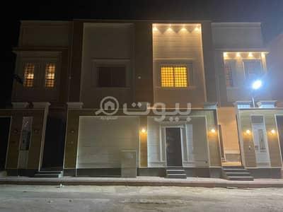 فیلا 4 غرف نوم للبيع في الرياض، منطقة الرياض - فيلتين متجاورتين للبيع في ظهرة لبن، غرب الرياض