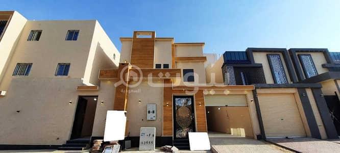 فیلا 4 غرف نوم للبيع في الرياض، منطقة الرياض - فيلا للبيع بحي عكاظ الشفا   جنوب الرياض
