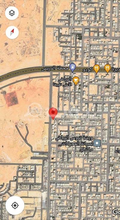 ارض تجارية  للبيع في الرياض، منطقة الرياض - أرض تجارية للبيع بحي الملقا، شمال الرياض