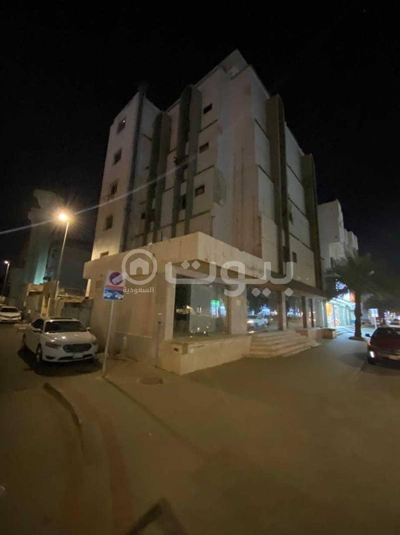 عمارة تجارية 5 ادوار للبيع في النزهة، مكة