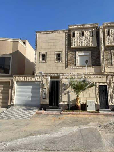 4 Bedroom Villa for Sale in Riyadh, Riyadh Region - Duplex Villa For Sale In Al Qirawan, North Riyadh