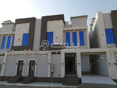 فیلا 6 غرف نوم للبيع في جدة، المنطقة الغربية - للبيع فيلا مودرن دوبلكس بالزمرد، شمال جدة