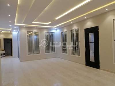 Villa for Sale in Riyadh, Riyadh Region - Duplex staircase villa for sale in Al-Yarmuk district, east of Riyadh