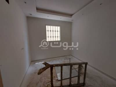 Villa for Sale in Riyadh, Riyadh Region - Villa | staircase in the hall and two apartments for sale in Al-Rimal district, Riyadh