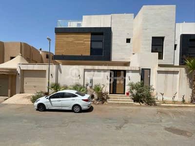 Villa for Rent in Riyadh, Riyadh Region - Modern villa for sale in Al Wurud, North Riyadh
