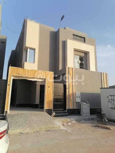 فیلا 5 غرف نوم للبيع في الرياض، منطقة الرياض - فيلا درج صالة وشقة للبيع في الرمال، شرق الرياض