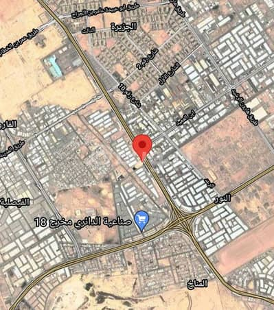 ارض تجارية  للبيع في الرياض، منطقة الرياض - أرض تجارية للبيع في الفيصلية، وسط الرياض