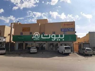 عمارة تجارية  للبيع في الرياض، منطقة الرياض - عمارة تجارية | 41 غرفة عزاب و5 محلات للبيع في بدر، جنوب الرياض