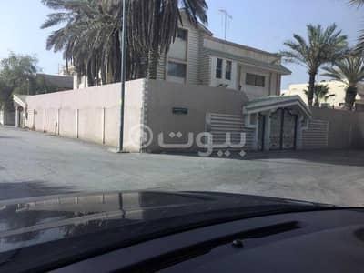 Residential Land for Sale in Riyadh, Riyadh Region - For sale Block an old villa in Al Sulimaniyah, North Riyadh