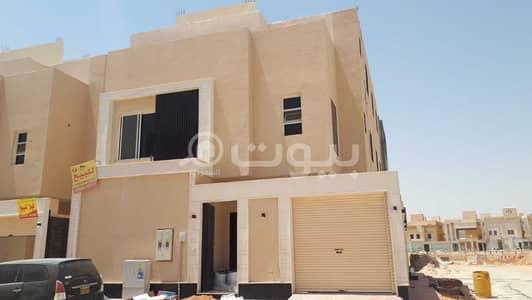 فیلا 4 غرف نوم للبيع في الرياض، منطقة الرياض - فيلا درج صاله و شقة للبيع في حي القادسية شرق الرياض