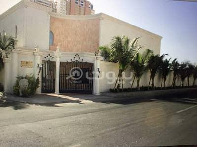 قصر 6 غرف نوم للايجار في جدة، المنطقة الغربية - قصر للإيجار فخم في حي الشاطئ، شمال جدة