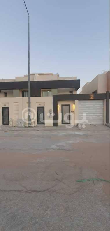 فیلا 4 غرف نوم للايجار في الرياض، منطقة الرياض - للإيجار فيلا في النرجس، شمال الرياض