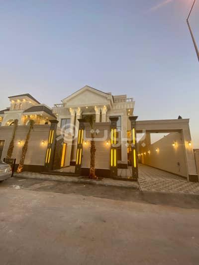 فیلا 5 غرف نوم للبيع في الرياض، منطقة الرياض - فيلا درج صالة للبيع في الملقا، شمال الرياض